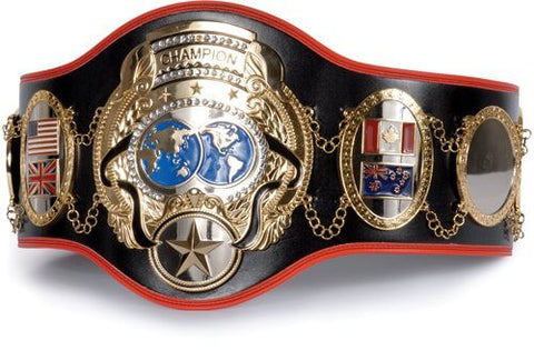 Fighting Sports Ultimate Championship Belt - Main