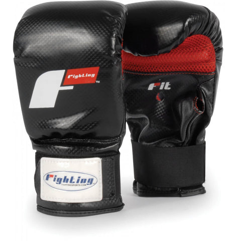 Fighting Sports Kickboxing Gloves - Angle 2