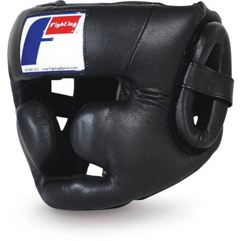 Fighting Sports Professional Full Face Headgear - Main