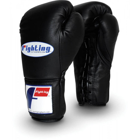Fighting Sports Pro Lace Training Gloves - Main