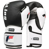 Fighting Sports Gel Power Bag Gloves - Angle 2