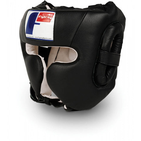Fighting Sports Traditional Full Face Headgear - Main