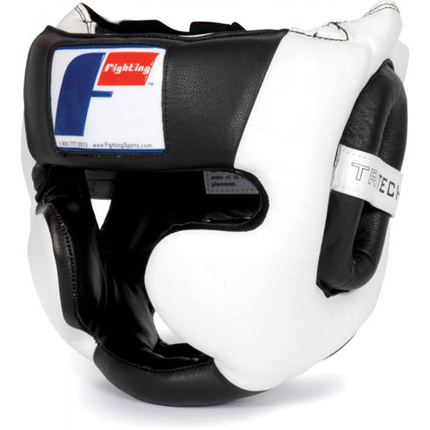 Fighting Sports Tri-Tech Full-Face Training Headgear - Main