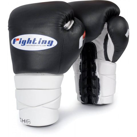 Fighting Sports Lace Tri-Tech Training Gloves - Main