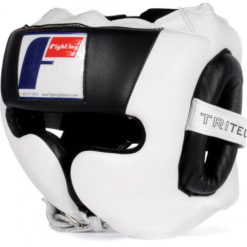 Fighting Sports Tri-Tech Headgear W/Cheeks - Main