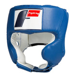 Fighting Sports USA Boxing Competition Headgear W/Cheek - Angle 4
