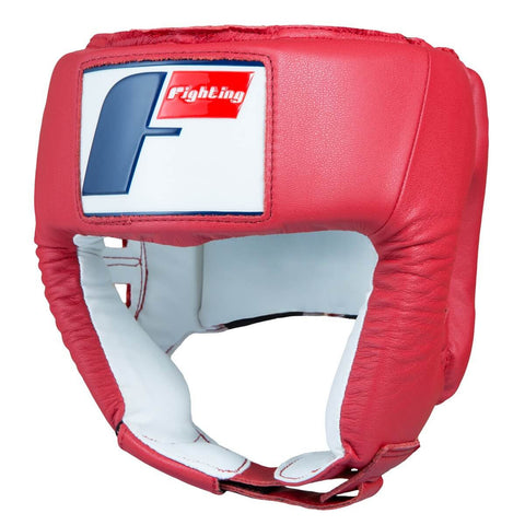 Fighting Sports USA Boxing Competition Open Headgear - Angle 2