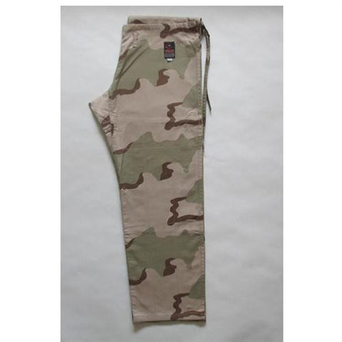 Fuji Combatives Brazilian Jiu Jitsu Camo Gi Pants - Main