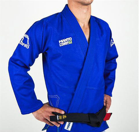 Manto Diamond Competition Jiu Jitsu Gi - Main