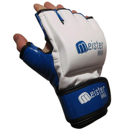 Meister Elite Premium 7-Oz MMA Gloves - Main