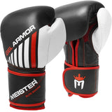 Meister Gel Armor 16 Oz Cowhide Leather Boxing Gloves - Main