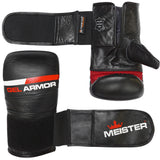 Meister Gel Armor Bag Gloves - Angle 2