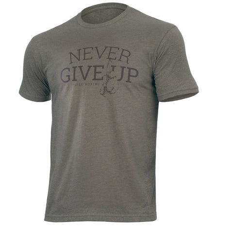 Never Give Up T-Shirt - Main