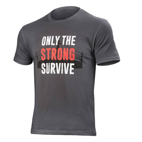 Only The Strong Survive T-Shirt - Main