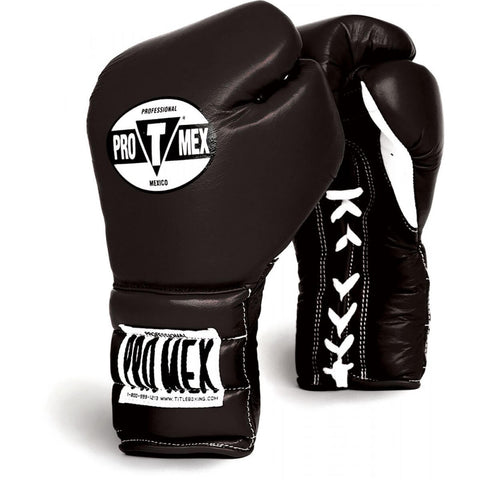 Title Boxing Pro Mex Pro Lace Training Gloves - Main