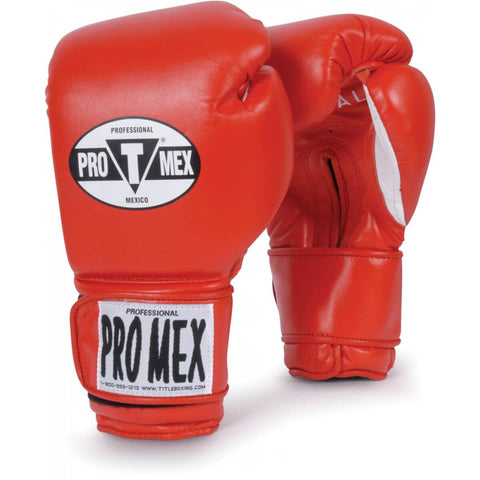 Title Boxing Pro Mex Pro Boxing Gloves - Angle 2