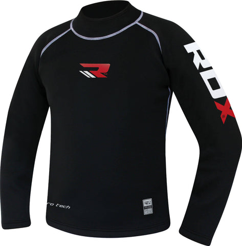 RDX Compression Flex Rash Guard - Front