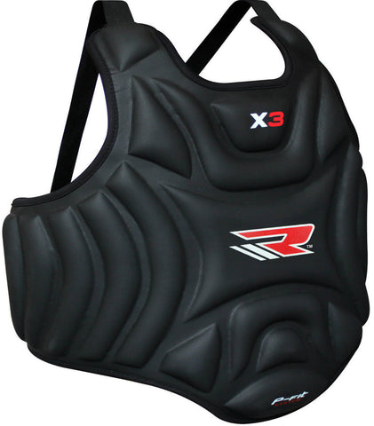 RDX Heavy Duty Gel Armour Chest Guard Protection
