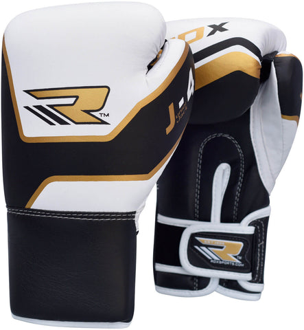 RDX Kids Leather-X 6oz Boxing Gloves