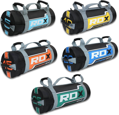RDX Leather-X Exercise Gym Training Fitness Sand Bag