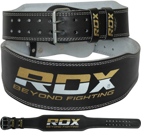 RDX 4 Inches Leather Belt Size Chart