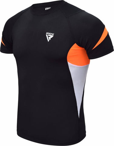 RDX MMA Compression Fitting Rash Guard