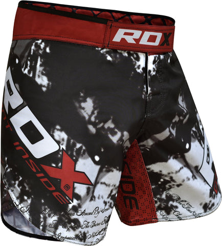 RDX MMA Grappling Shorts Giant Inside - Front