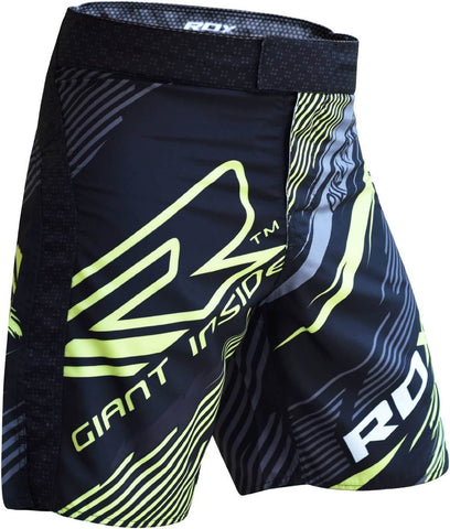 RDX MMA Shorts Chronical Series - Front