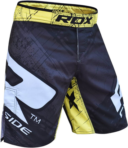RDX MMA Shorts Giant Inside - Front