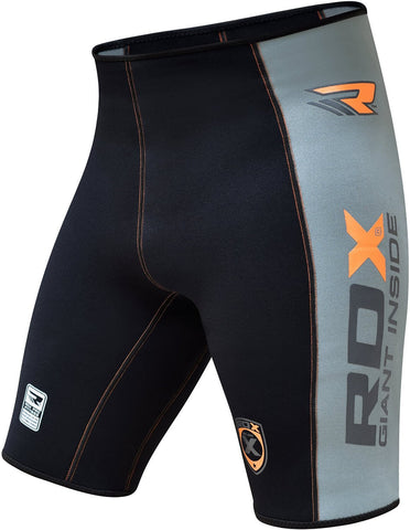 RDX Neoprene Thermal Compression Shorts