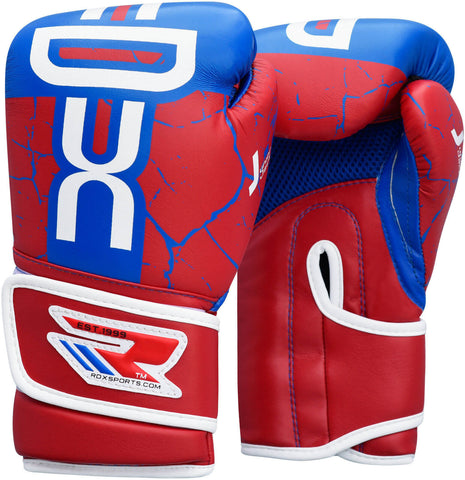 RDX Spider Kids Sparring 6Oz Boxing Gloves