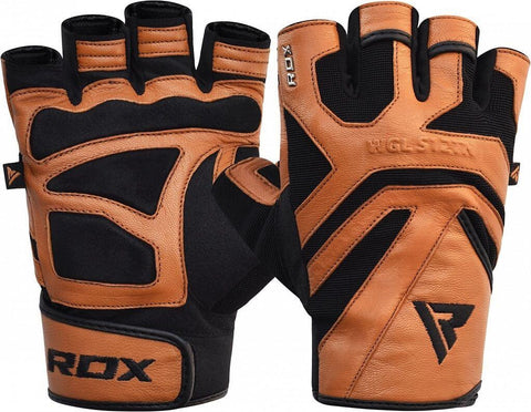RDX WGL-S12 Weight Lifting Gym Gloves