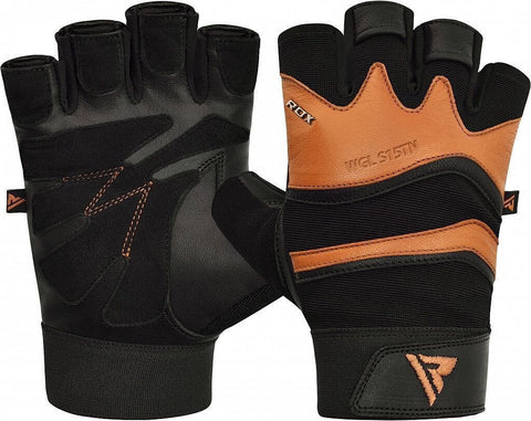 RDX WGL-S15 Weight Lifting Gym Gloves