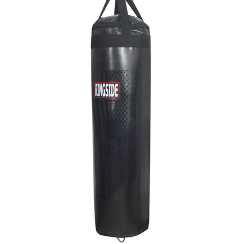 Ringside 100 lb. Black Vinyl Punching Bag - Unfilled - Main