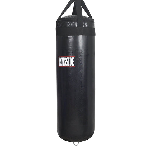 Ringside 70 lb. Black Vinyl Punching Bag -  Unfilled - Main