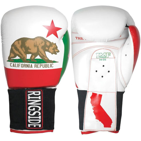 Ringside California Pride IMF Tech™ Boxing Sparring Gloves - Main