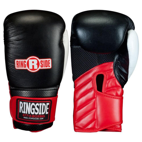 Ringside IMF Tech™ Leather Sparring Boxing Gloves - Main