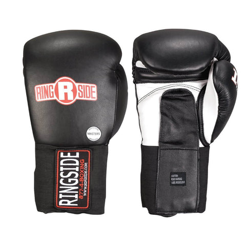Ringside Master's 16 Oz Leather Competition Gloves - Main