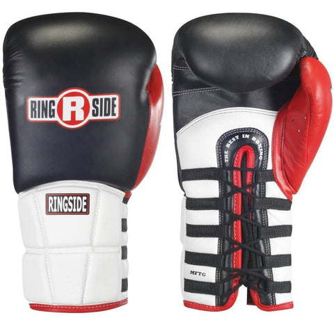 Ringside Pro Style IMF™ Tech Lace-Up Training Gloves - Main