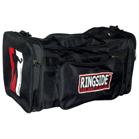 Ringside Boxing Black Gym Bag - Main