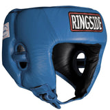 Ringside Boxing Competition Headgear - WO/Cheeks - Angle 2