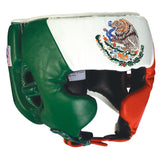 Ringside Boxing Competition Headgear W/Cheeks - Styled - Angle 2