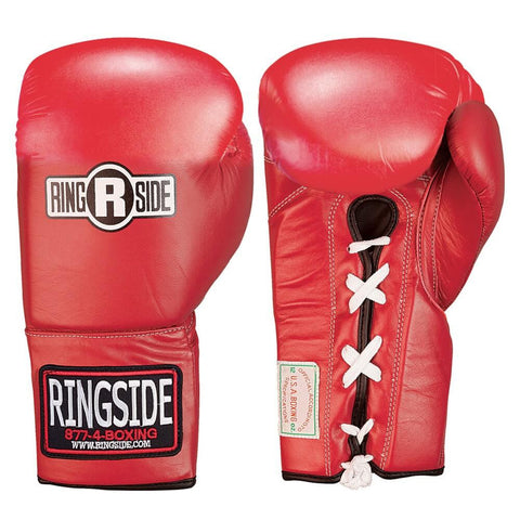 Ringside Competition Safety Lace Gloves - Main