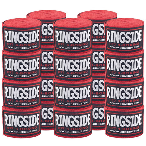 Ringside Cotton Classic Handwraps - Angle 2