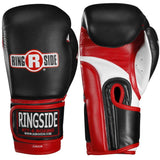 Ringside Thai Heavy Bag, Boxing Gloves + Handwraps Bundle - Angle 3