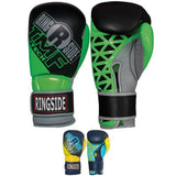 Ringside IMF Tech Youth Sparring Gloves - Angle 3