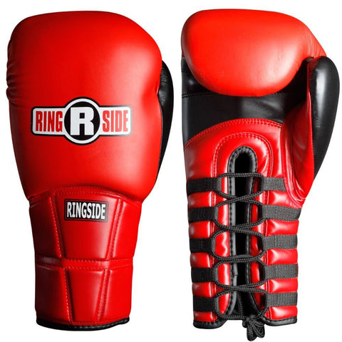 Ringside IMF Tech™ Lace Pro Fight Gloves - Main
