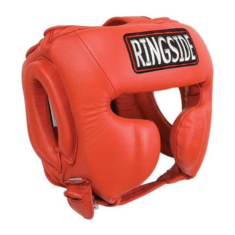 Ringside Master's Comp. Headgear W/Cheeks - Angle 2