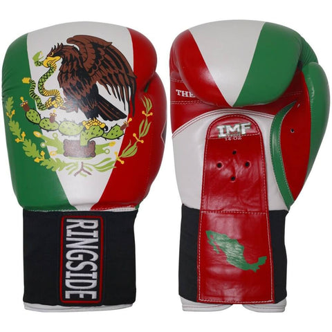 Ringside Mexican Pride IMF Tech™ Sparring Gloves - Main