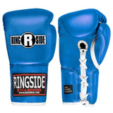 Ringside Pro Lace Fight Gloves - Angle 4